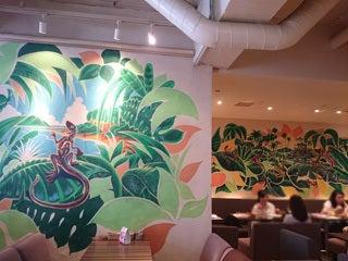 hole hole cafe&diner 銀座(ホレホレ カフェアンドダイナー)